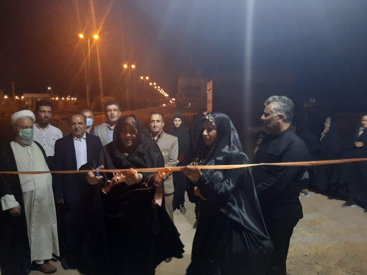 گزارش تصویری از :   افتتاح پیاده_راه_سلامت همراه با جشن میلاد امام رضا علیه السلام در پارک زنده یاد